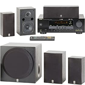 All about speakers yamaha home theater system in a box for Yamaha home stereo systems