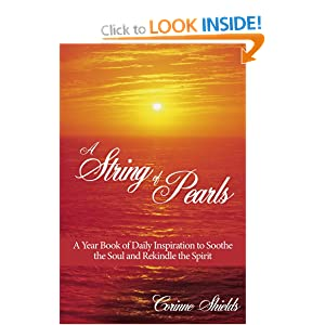 A String of Pearls: A Year Book of Daily Inspiration to Soothe the Soul and Rekindle the Spirit