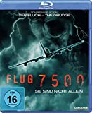 DVD Cover 'Flug 7500 [Blu-ray]