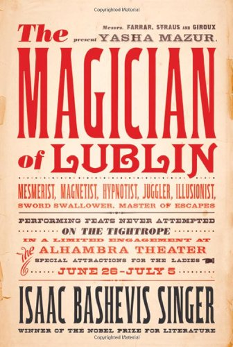 The Magician of Lublin: A Novel (Isaac Singer compare prices)