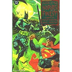 Legends Of The World's Finest Book 3 by Walter Simonson; Dan Brereton