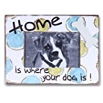 ADECO PF0457 Home is where your dog i...