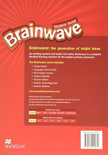 Brainwave 1 Sb Pk