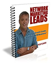 How to Create Network Marketing Leads with Post Cards (Network Marketing/MLM Lead Generation)