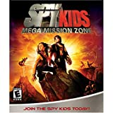 DISNEY Spy Kids Mega Mission Zone ( Windows/Macintosh )