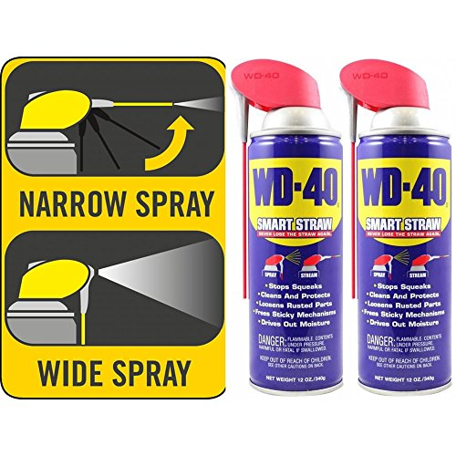 2-cans-wd40-44036-smart-straw-multi-purpose-maintanance-lubricant-oil-releasant