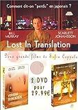 echange, troc Coffret Sofia Coppola : Lost in Translation / Virgin Suicide - Édition 2 DVD