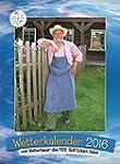Wetterkalender 2016 vom MDR-Wetterbau...