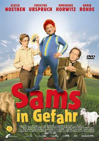 Das Sams in Gefahr [VHS]