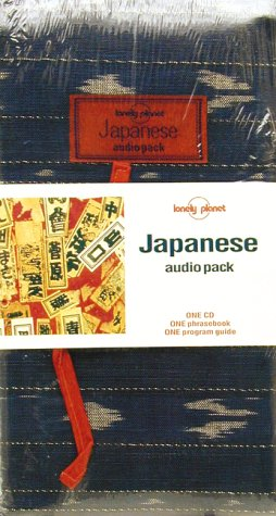 Japanese Phrasebook: A Language Survival Kit