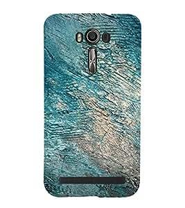 PrintVisa Rock Pattern 3D Hard Polycarbonate Designer Back Case Cover for Asus Zenfone 2 Laser ZE500KL
