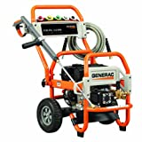 Generac 5993 3,100 PSI 2.8 GPM 212cc OHV Gas Powered Pressure Washer Thumbnail Image