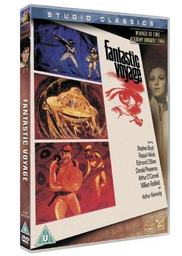 Fantastic Voyage- Studio Classics [DVD]