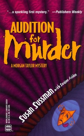 Image for Audition For Murder (Morgan Taylor Mysteries)