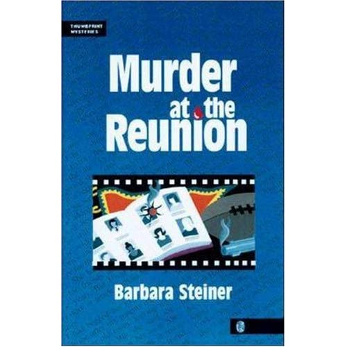 Murder at the Reunion (Thumbprint Mysteries Series)