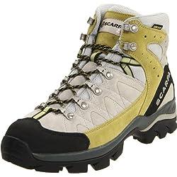 Scarpa Women's Kailash GTX Lady Hiking Boot,Light Gray/Ginko