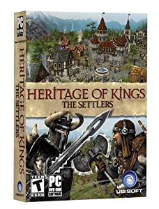 Amazon.com: Heritage of Kings: The Settlers - PC: Video Games