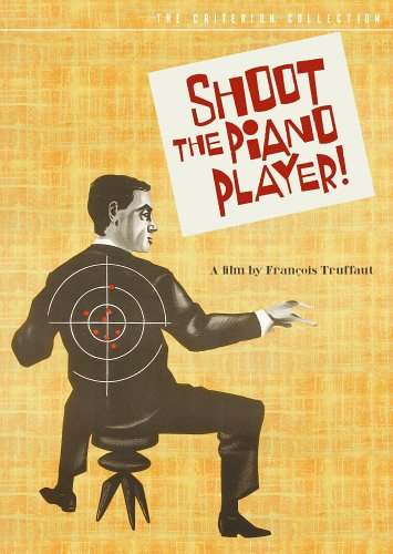 Cover art for  Shoot the Piano Player (The Criterion Collection)