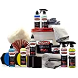 Adam's Essentials Car Detailing Kit