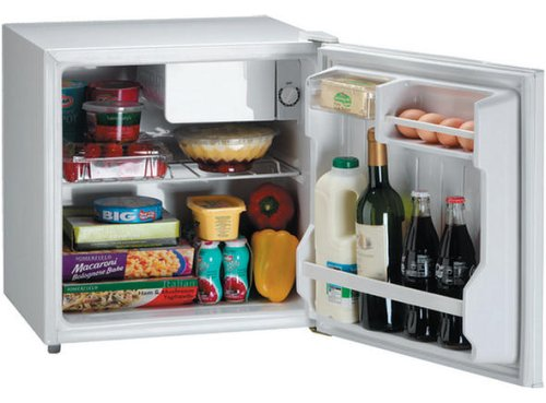 Coolzone Table Top Fridge CZ51028TFR