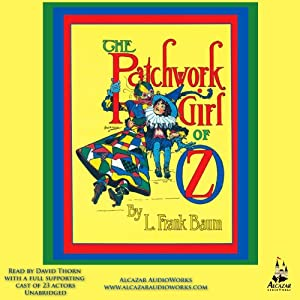 The Patchwork Girl of Oz Audiobook
