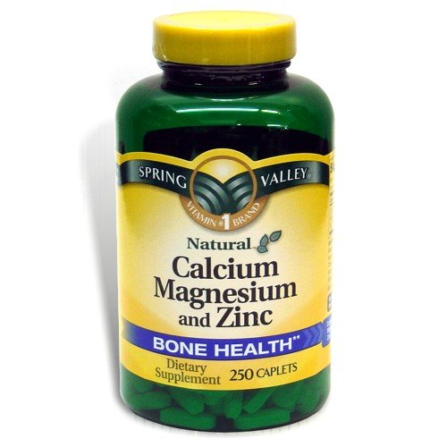 Magnesium calcium and zinc