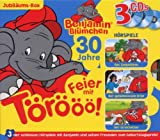 echange, troc Benjamin Blümchen - Benjamin B.: 3 CD Geburtagsbox