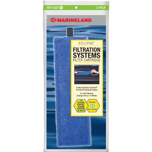 Marineland Rite-Size Cartridge H, 3 Pack