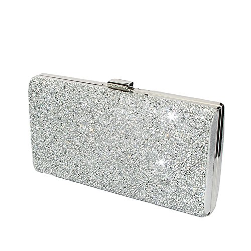 Covelin-Womens-Handbag-Envelope-Rhinestone-Evening-Clutch-Bag-Hot