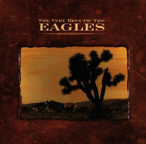 The Very Best of the Eagles artwork