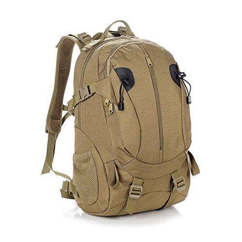 Camouflage tactique / sac à dos / extérieur sac de sport sac / sac de Voyage imperméable à l'eau-4 35L