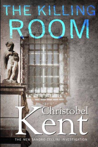 The Killing Room (Sandro Cellini, #5)