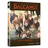 Baccano! The Complete Series Box Set ~ J. Michael Tatum