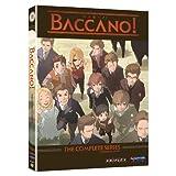 Baccano! The Complete Series Box Set ~ J. Michael Tatum