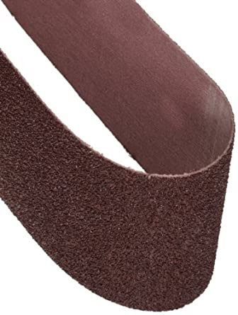 Norton Sanding Belt for Portable Belt Sanders, Aluminum Oxide