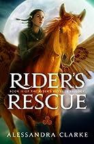 RIDER'S RESCUE (THE RIDER'S REVENGE TRILOGY BOOK 2)