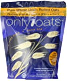 Only Oats Pure Whole Grain Rolled Oats, 1Kg