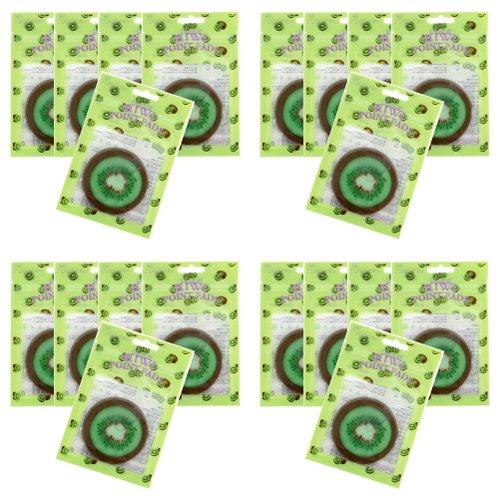 ピュアスマイル ジューシーポイントパッド キウィ20パックセット