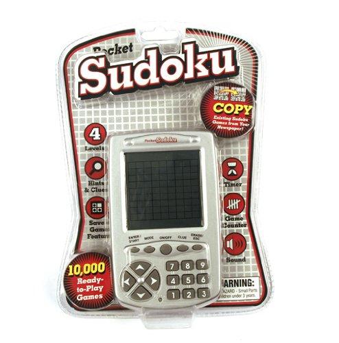 Cheap Westminister Pocket Sudoku (B000HGVXAS)