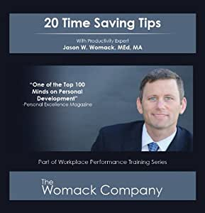 20 Time Saving Tips (Audio Cd)