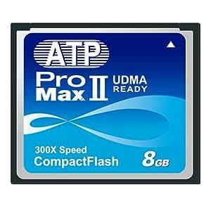 ケンコー ATP製 300倍速 Pro MaxII CFカード8GB 083138