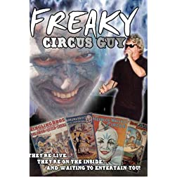 Freaky Circus Guy
