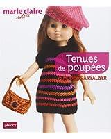 Tenues de poupées : 76 modèles à réaliser