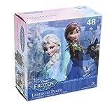 Disney's Frozen 48pc Lenticular Jigsaw Puzzle