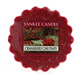 Yankee Candle Wax Melt - Cranberry Chutney