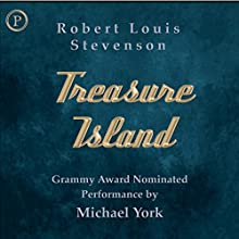 Treasure Island (       ABRIDGED) by Robert Louis Stevenson Narrated by Michael York