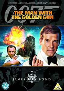 Bond Remastered - The Man With The Golden Gun (1-disc) [DVD] [1974]