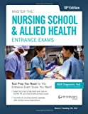 img - for Master the Nursing School & Allied Health Exams book / textbook / text book