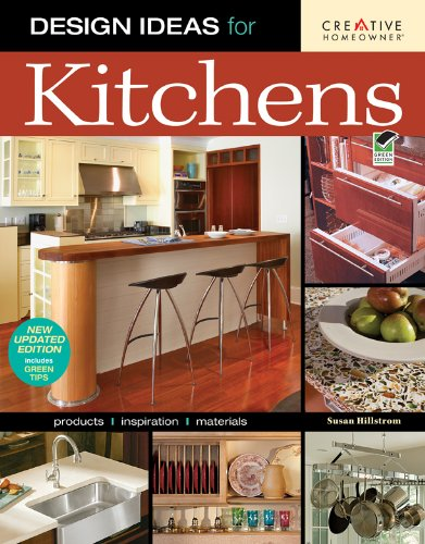 Design Ideas for Kitchens (2nd edition) (English and English Edition)