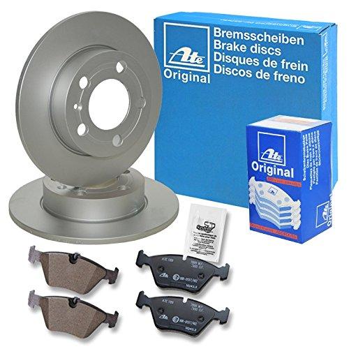 original-ate-bremsscheiben-bremsbelage-bremsklotze-bremsenset-bremsenkit-bremsen-set-oe230-hinten